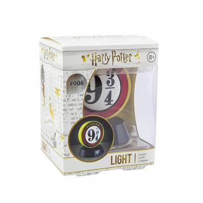 HARRY POTTER ICON LIGHT PLATFORME 9 34