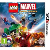 LEGO MARVEL SUPER HEROES - 3DS nv prix