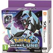 POKEMON MOON ULTRA COLLECTOR - 3DS