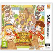 STORY OF SEASONS TRIO OF TOWNS - 3DS