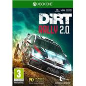 DIRT RALLY 2.0 GOTY - XBOX ONE