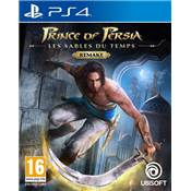 PRINCE OF PERSIA : LES SABLES DU TEMPS REMAKE - PS4