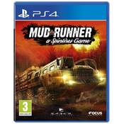 SPINTIRIES MUD RUNNER - PS4