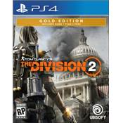 TOM CLANCY'S THE DIVISION 2 GOLD - PS4