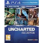UNCHARTED NATHAN DRAKE'S COLLECTION PSH - PS4