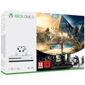 CONSOLE XBOX ONE S 1To ASSASSINS CREED ORIGINS  + RB6 - XBOX ONE *