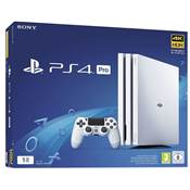 CONSOLE PS4 1To PRO B WHITE - PS4