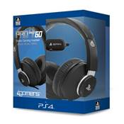 CASQUE STEREO GAMING HEADSET PRO4-60BLK BLACK /12 - PS4