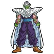DRAGON BALL Z FIGPIN PICCOLO