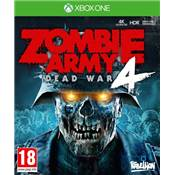 ZOMBIE ARMY 4 DEAD WAR COLLECTOR - XBOX ONE