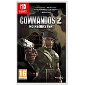 COMMANDO 2 HD - SWITCH