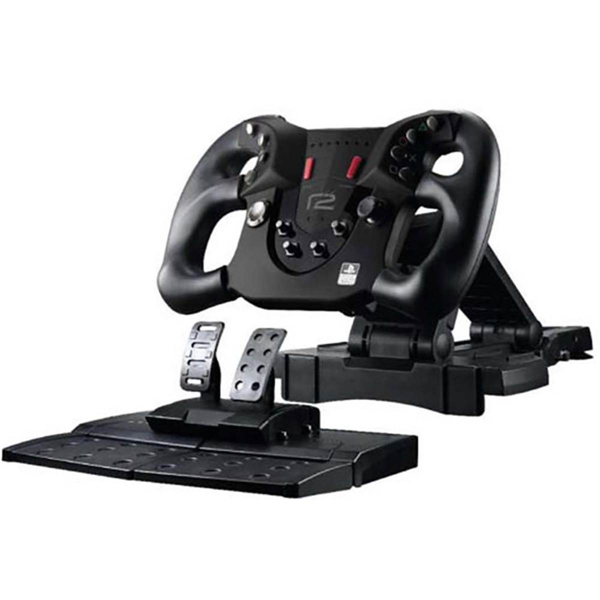best deals on quality design new lifestyle VOLANT + PEDALIER R2 STEERING WHEEL - PS4