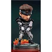 METAL GEAR SOLID FIGURINE PVC SOLID SNAKE