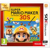 SUPER MARIO MAKER - 3DS select