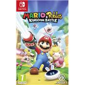 MARIO + LAPINS CRETINS KINGDOM BATTLE - SWITCH