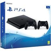 CONSOLE PS4 1To SLIM F + 2EME DS - PS4