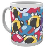 POKEMON MUG POKEBALLS MG0580 /2