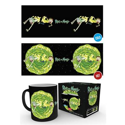 RICK AND MORTY MUG THERMIQUE PORTAL