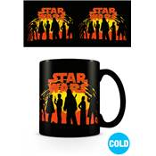 SOLO STAR WARS MUG THERMIQUE SUNSET