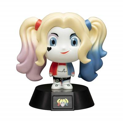 DC COMICS ICON LIGHT HARLEY QUINN MODERNE